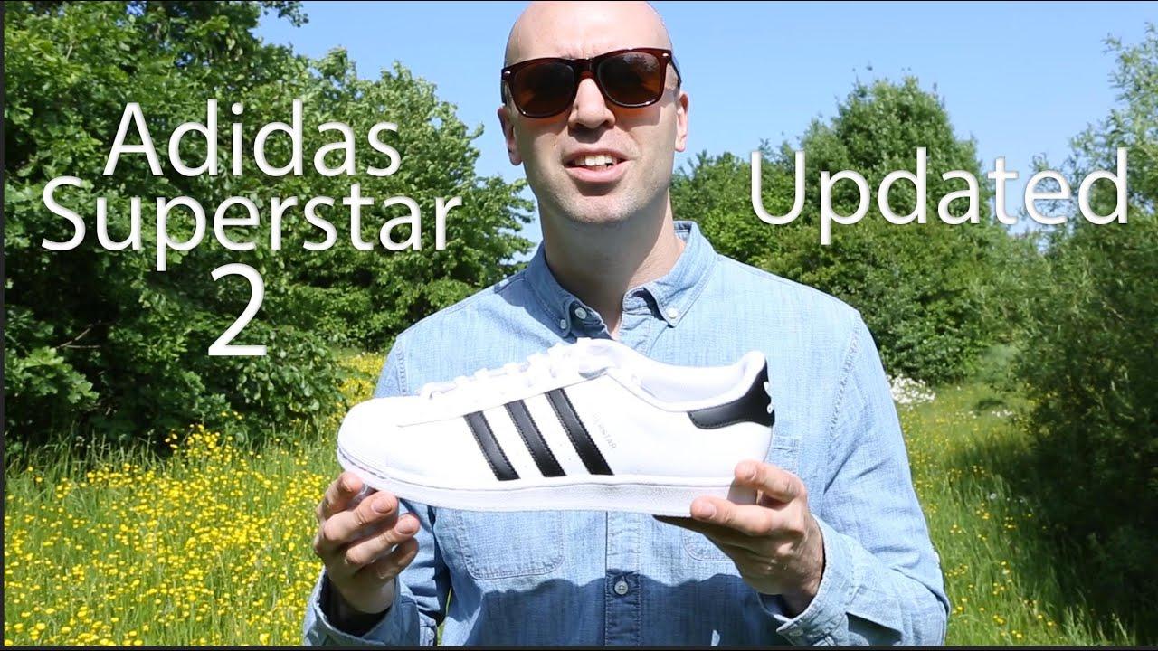 adidas superstar     2 aktualisiert unboxing überprüfung schließen   auf die füße
