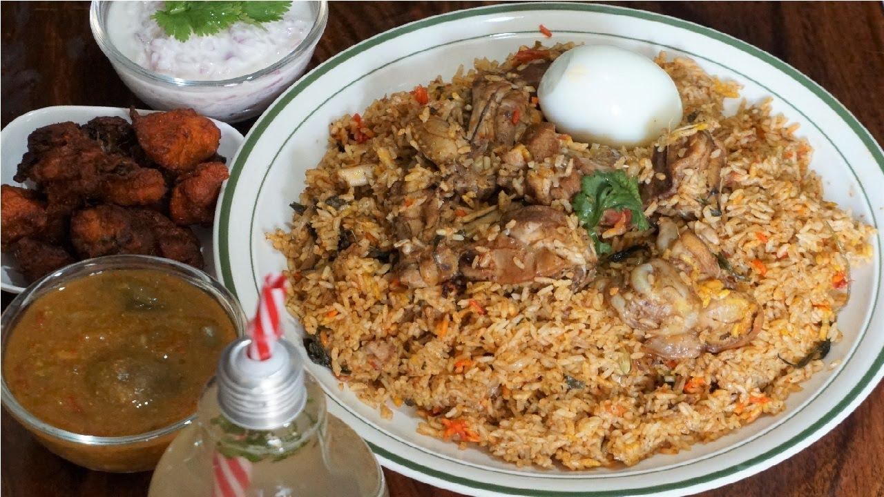 Thalappakatti Chicken Biriyani | Dindigul Chicken Biryani | Bingiz Kitchen