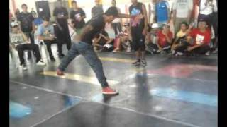 bboy Neguin Vs. bboy Angel