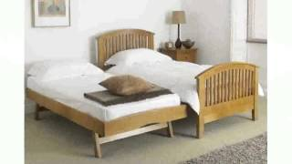 Trundle Pop Up Bed Frame [thimborada]