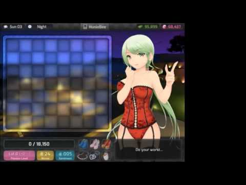 I got laid with Venus :Huniepop part 33