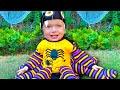 Детская песня на Хэллоуин  - Магия Хэллоуина. Песни для детей от Майи и Маши.