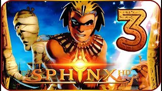 Sphinx and the Cursed Mummy Walkthrough Part 3 (Switch, PS2, PC) 100% - No Commentary