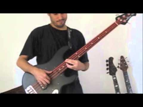 Dead Goon Mr. Bungle Fretless Bass Cover