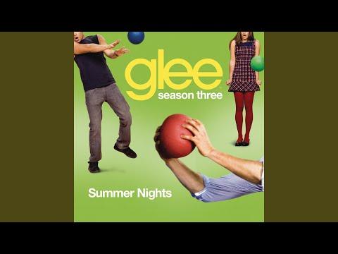 Summer Nights (Glee Cast Version)