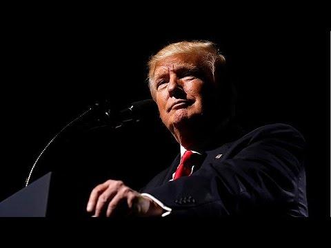 """Euronews özel: Trump'ın 100 günlük """"eğlenceli"""" kaos serüveni"""