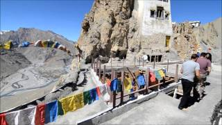 Spiti Road Trip - World's most treacherous roads