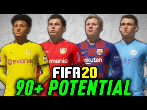 fifa-20-career-mode---all-90+-potential-wonderkids!!!