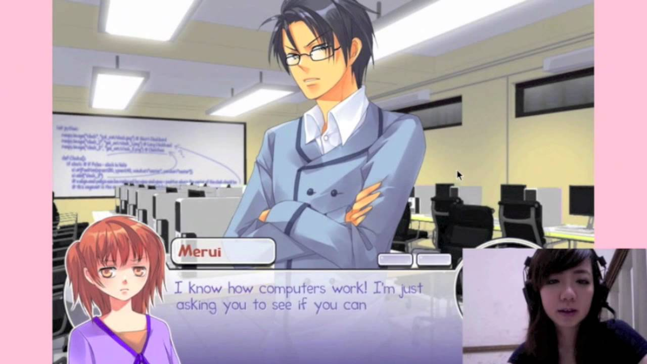 Good free anime dating sims