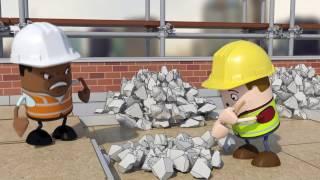 Willmott Dixon: Envelope Animation