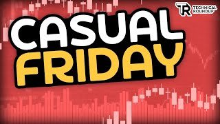 Casual Friday - First Market Pullback cмотреть видео онлайн бесплатно в высоком качестве - HDVIDEO