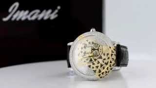 Imani ( Way to Shine ) Custom Cheetah Diamond Collection By Master Of Bling