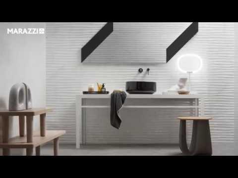 Marazzi Elegance - Rivestimento effetto marmo - YouTube