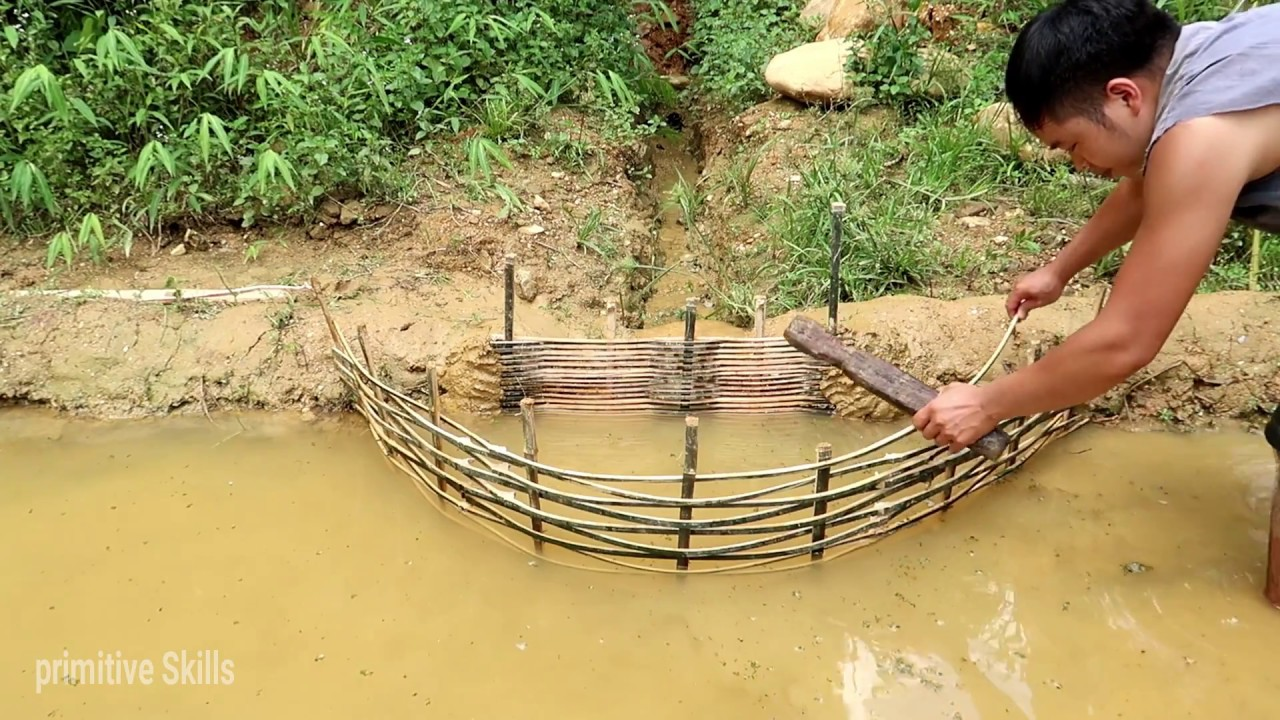 Primitive Skills: Irrigation, Automatic irrigation systems