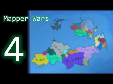 Mapper Wars - Episode 4 - The Instability
