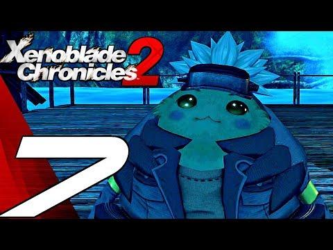 Xenoblade Chronicles 2 - Gameplay Walkthrough Part 7 - Umon's Ship & Garanti Plain