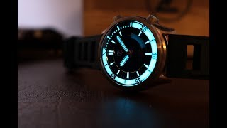 Zelos Helmsman 2 : An update to the very first Zelos Watch ***Take Two***
