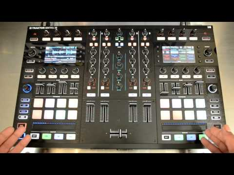 Native Instruments Traktor Kontrol S8 Review
