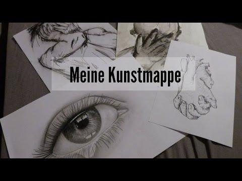 Meine Kunstmappe - Medien/Kunst/Design