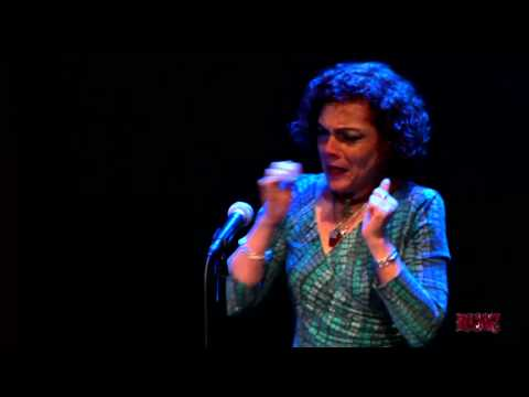 Michele Carlo performs at the RISK! Live Show in NYC - September 27, 2012