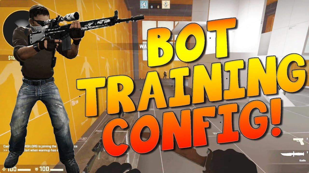 Bot training cs go скачать