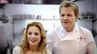 Gerri Halliwell Recipe Challenge - Gordon Ramsay
