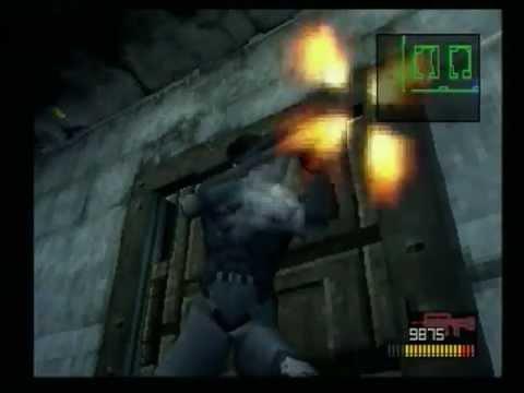 Metal Gear Solid 1 Trailer Playstation películas de videojuegos en el infierno del desarrollo