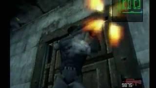Metal Gear Solid 1 Trailer Playstation