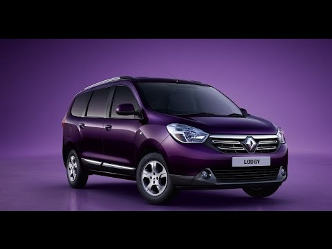 Renault Lodgy India First look HD || Specifications Price And Launch Date