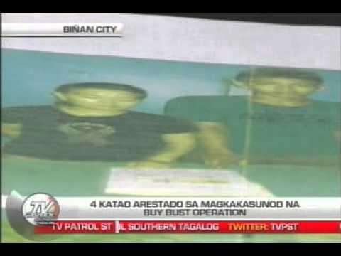 TV Patrol Southern Tagalog - November 7, 2014
