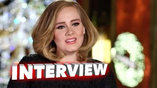 Adele Live In New York City: NBC TV Interview