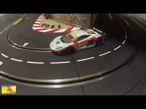 Slot Racing : Circuit 24 Tarbais C24T
