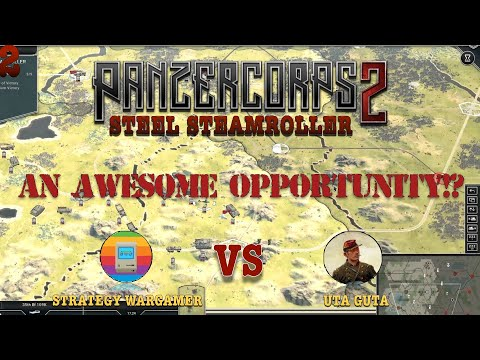 Panzer Corps 2: Move Fast & Flank! |