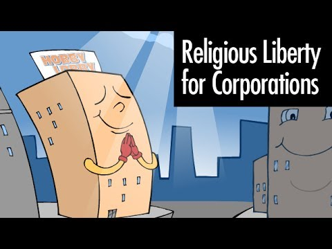 Religious Liberty for Corporations
