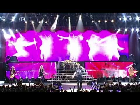 DEF LEPPARD Pour Some Sugar On Me live HD HQ mp3