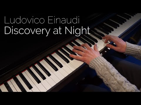 Ludovico Einaudi - Discovery at Night - Piano cover [HD]