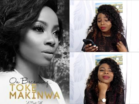 Book Review: On Becoming by Toke Makinwa  || 'The Sidechick had My Husband's baby'