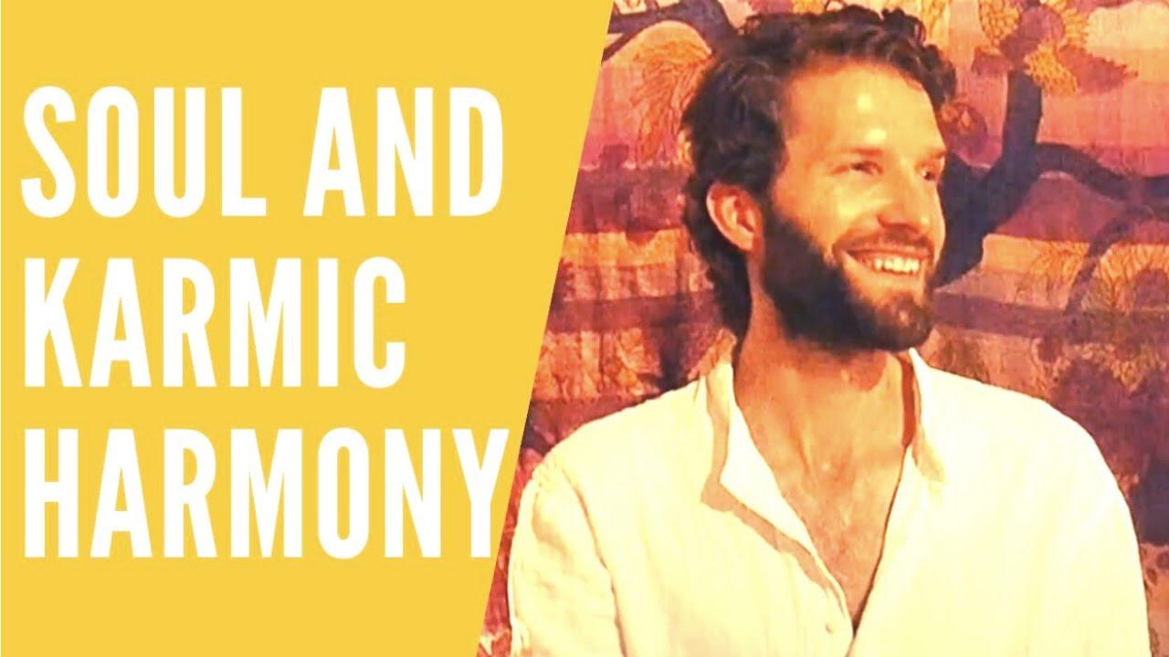 Soul and Karmic Harmony - Master Mindo