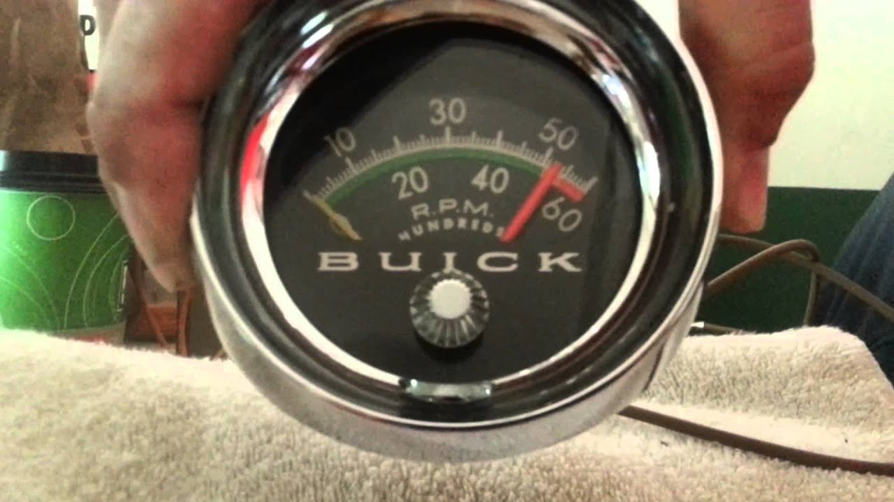factory tachometer installation buick riviera riviera owners association antique automobile club of america discussion forums [ 1280 x 720 Pixel ]