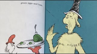 "Captain Starlight Reads ""Green Eggs and Ham"""