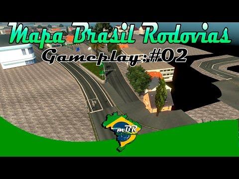 Apresetando mapa #02 - Cidade Pau dos Ferros-RN
