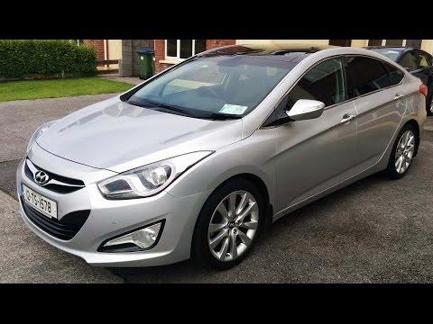 Hyundai i40 Premium 136HP CRDi