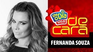 Fernanda Souza De Cara na FM O Dia