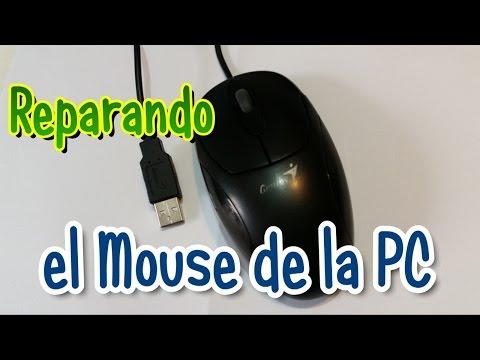 Reparando el Mouse de la PC - Paso a paso - Reparaciones Domesticas
