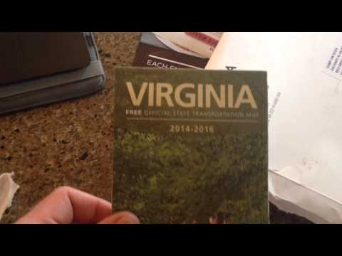 Unboxing The 2015 Virginia Travel Guide