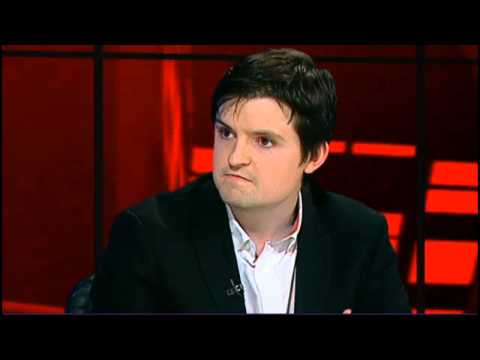 #VinB debate on United Ireland