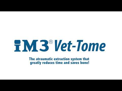 IM3 Inc. - Veterinary Dentistry- Vet Tome: Tooth Extraction On Canine