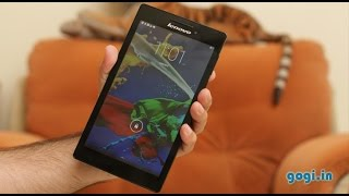 Lenovo Tab 2 A7-10 review - powerful quad core tablet with a budget price tag