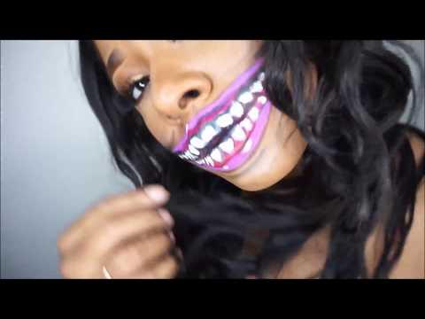 Smile Beauty Blogger Halloween  MakeupMesha