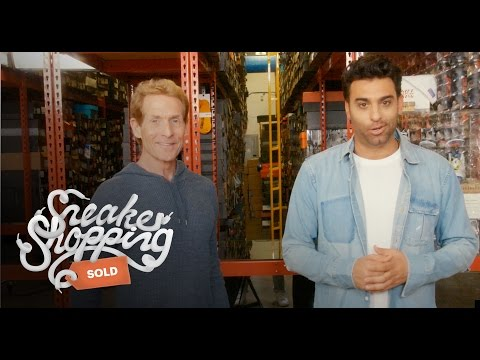 Sneaker Shopping with Skip Bayless | Complex